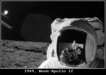UFO Silver Orb - 1969 Apollo 12