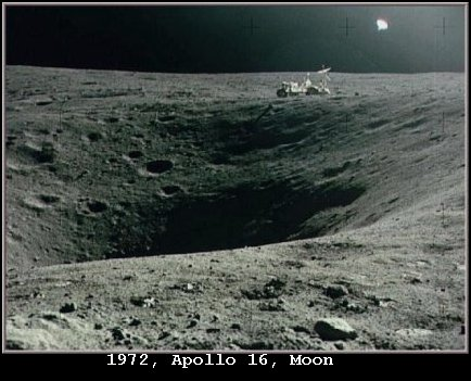 UFO Orb Alien Visitation Spacecraft - NASA 1972 Apollo 16 - Banned Footage