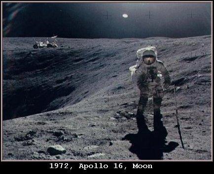 UFO Orb Alien Visitation Spacecraft - NASA 1972 Apollo 16 - Banned Footage