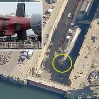 2003 photo of USS Virginia in contstruction showing the propellor covered 200x200 UFO inspired Black Projects Gallery 2