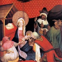 APD Adoration of the Magi 1424 Kunsthalle Hamburg 200x200 Ancient Aliens Gallery 3