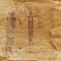 Aboriginal wall art 200x200 Ancient Aliens Gallery 1