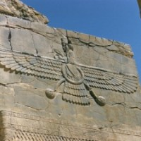 Ahuramazda Faravahar of Ancient Iran 200x200 Ancient Aliens Gallery 3