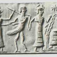Alien Ufo Extraterrestrial Hieroglyphs Sumerian Pictogram Anunnaki 2 200x200 Ancient Aliens Gallery 3