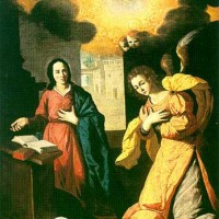 Annunciation Zurbaran 200x200 Ancient Aliens Gallery 1