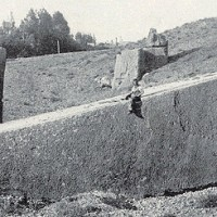 Baalbek Lebanon 1050 ton 72 ft long monolithic precision cut block in a time period long before heavy machinery existed 200x200 Ancient Aliens Gallery 2