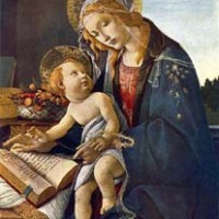 Botticelli Madonna Libro 200x200 Ancient Aliens Gallery 1
