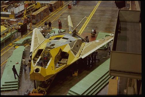 F-117A Stealth Fighter Project HAVE Blue – Lockheed F-117 ...