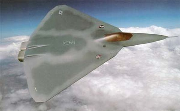 Stealth Design Black Projects Top Secret « UFO-Contact News