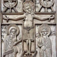 Musee de Cluny Paris Byzantine Ivory Crucifixion 200x200 Ancient Aliens Gallery 1