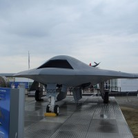 Northrop Grumman X 47B UCAS Unmanned Combat Air System 200x200 UFO inspired Black Projects Gallery 1