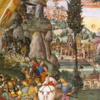 Pinturicchio Spello Magi 200x200 Ancient Aliens Gallery 1