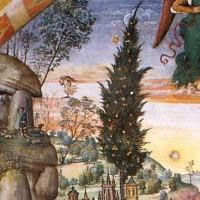 Pinturicchio Spello stella 200x200 Ancient Aliens Gallery 1