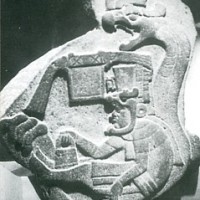 Quetzalcoatl in some sort of craft 200x200 Ancient Aliens Gallery 3