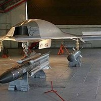 Russian UCAV MiG 200x200 UFO inspired Black Projects Gallery 1
