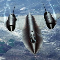 SR 71 Blackbird image via U.S 200x200 UFO inspired Black Projects Gallery 2
