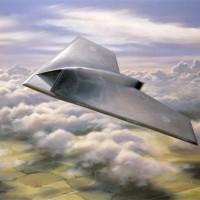 Taranis UCAV 200x200 UFO inspired Black Projects Gallery 1