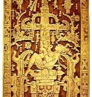 The Palenque Astronaut  190x200 Ancient Aliens Gallery 2