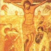 UFOs at Crucifixion 17th Century  200x200 Ancient Aliens Gallery 2
