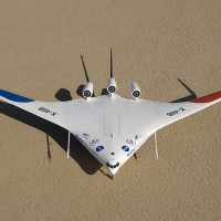X 48B from above 200x200 UFO inspired Black Projects Gallery 1