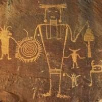 aliens petroglyph 200x200 Ancient Aliens Gallery 1