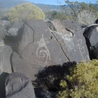 ancient rock art 3 200x200 Ancient Aliens Gallery 2