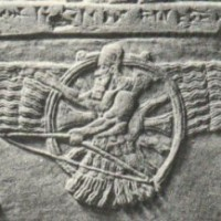 ashur god 300x217 200x200 Ancient Aliens Gallery 3