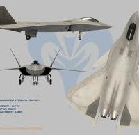 chinese stealth fighter 200x194 UFO inspired Black Projects Gallery 1