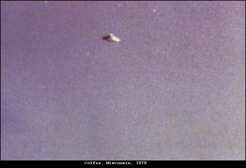 Flying Saucer UFO Metallic Silver Nanotechnology Vibrational Frequency - Black Projects SNOWBIRD - Colfax, Wisconsin 1978