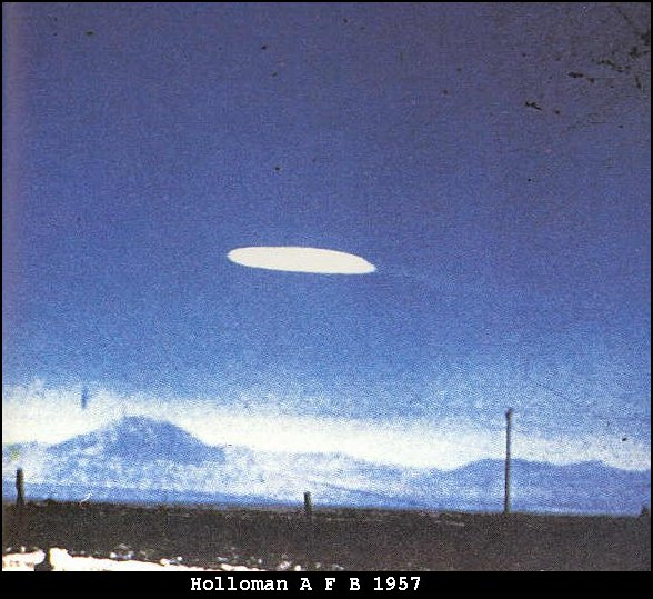 Illuminated UFO - High Energy Photon Light Emission Frequency - Holloman, Air Force Base, AFB, 1957 - Authentic - Real - Proof - Evidence