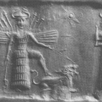 inannalion sumerian gods 200x200 Ancient Aliens Gallery 3