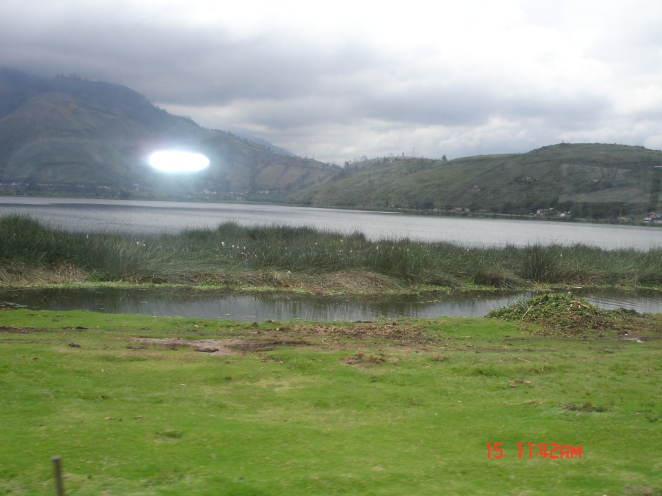 Lightbody Merkabah UFO Energy Consciousness Being - Ipiales, Columbia
