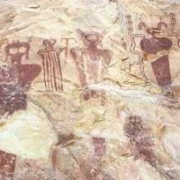 strange rock art aliens 200x200 Ancient Aliens Gallery 2
