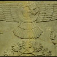 sumerian symbology ashurs winged disc 200x200 Ancient Aliens Gallery 3