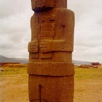 tiahuanaco idol 200x200 Ancient Aliens Gallery 2