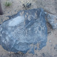 A spiral and bird petroglyph from Boca Negra Canyon1 200x200 Ancient Spirals