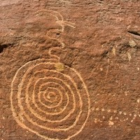 Alice Springs in Australia near Pine Gap 200x200 Ancient Spirals