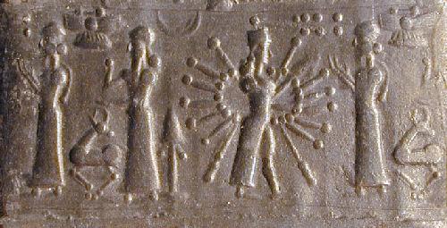 Anunnaki Sumerian tablet Return of the Gods