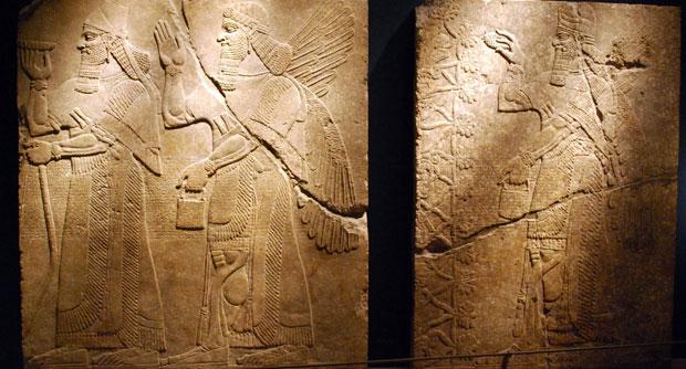Anunnaki - Gods from the Sky heavens - Wings