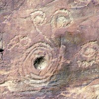 Chaco Canyon NM 200x200 Ancient Spirals