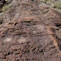 Chuckwalla Spring shoshone petroglyph boulder 200x200 Ancient Spirals