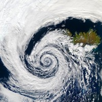 Hurricane over Iceland1 200x200 Ancient Spirals