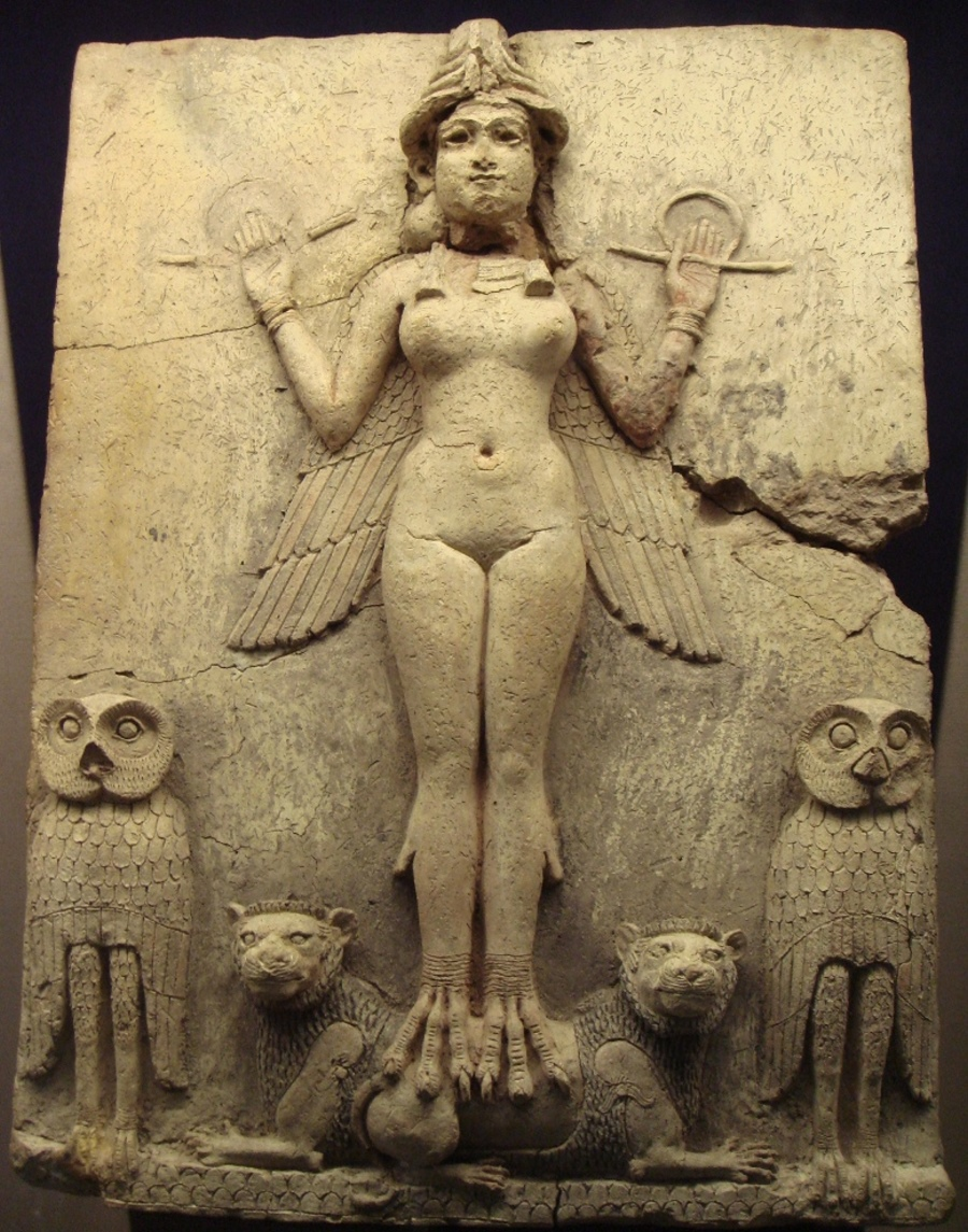 http://www.ufo-contact.com/wp-content/uploads/2011/07/Inanna-Sumerian-God-Annunaki.jpeg