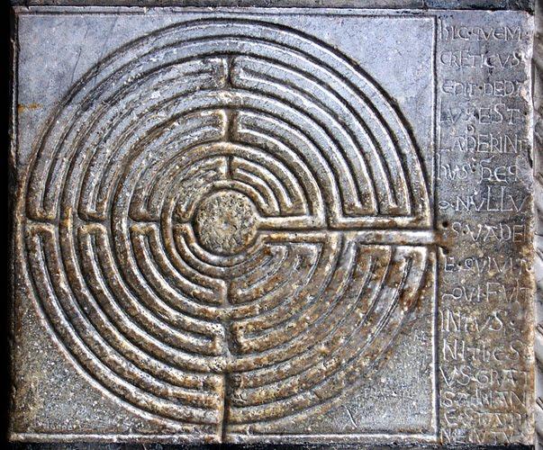 Lucca labirinto