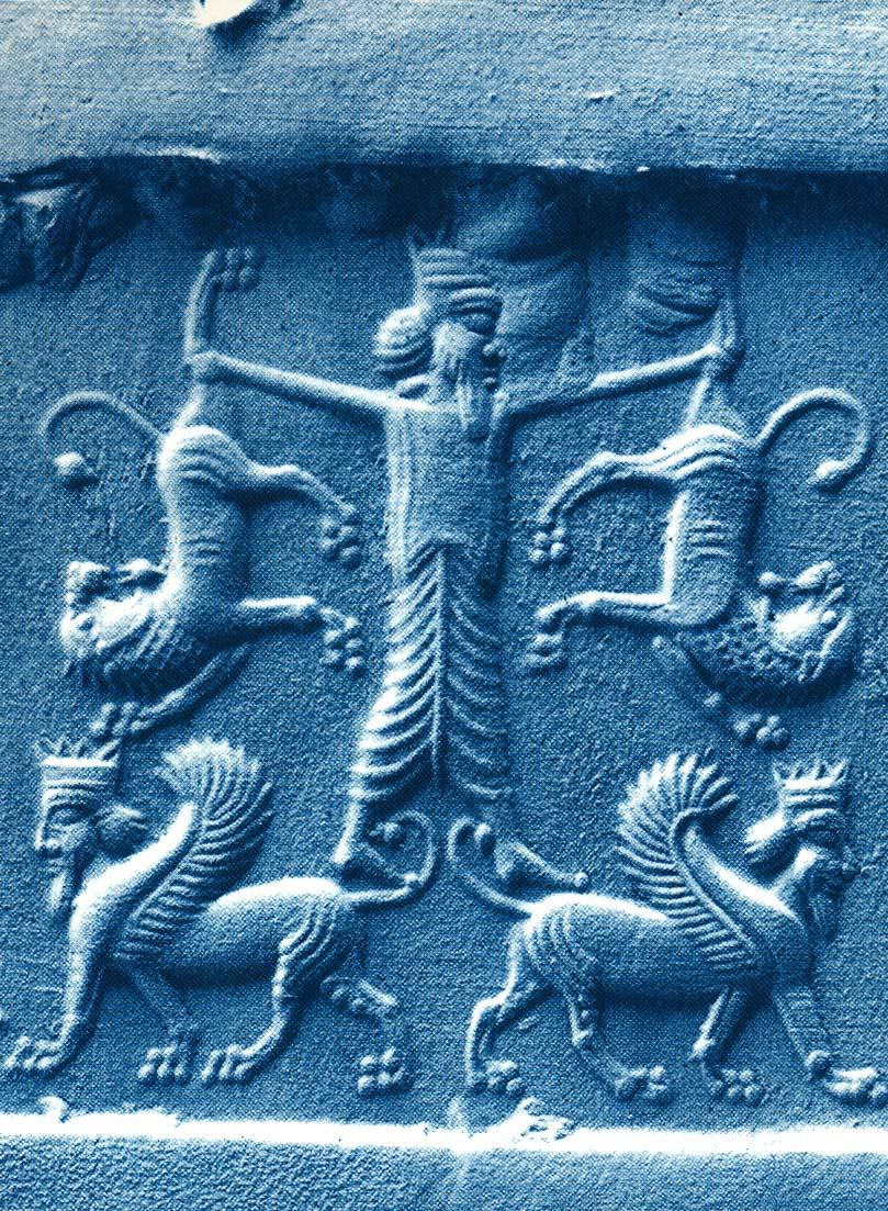 Mesopatmian Gods - gilgamesh