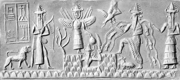 Mesopotamian - Sumerian and Akkadian - Assyrian -Babylonian myths - Fallen Gods Ancient Astronauts Anunnaki