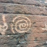 Mogollon petroglyphs1 200x200 Ancient Spirals