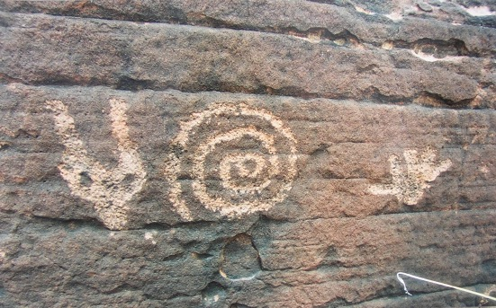 Mogollon Petroglyphs