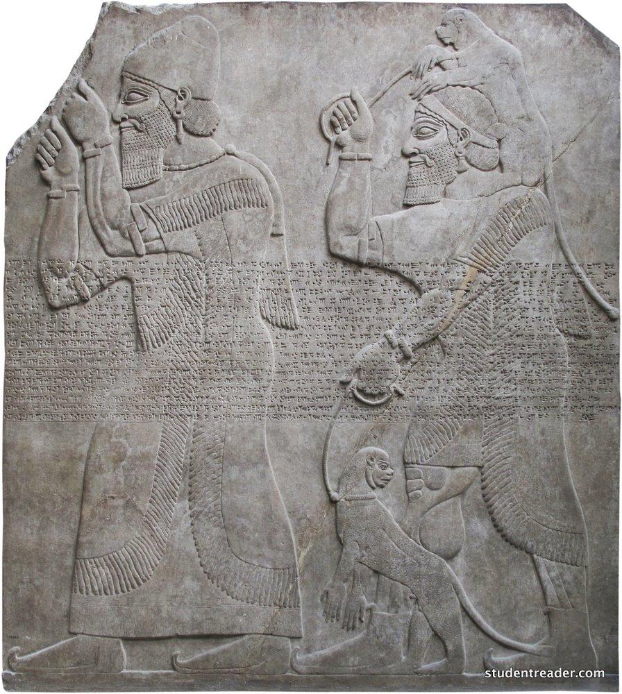 Nimrud - Assyrian kings