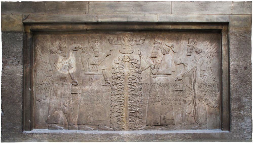 Nimrud - OANNES, NEPHILIM, ANNUNAKI Anunnaki
